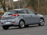 Photos of Hyundai i20 (IB) 2014