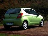Pictures of Hyundai i20 3-door 2009
