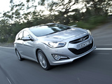 Hyundai i40 Wagon AU-spec 2011 wallpapers