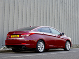 Hyundai i40 Sedan UK-spec 2012 wallpapers