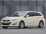 Hyundai i40 Wagon Taxi 2013 photos