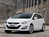 Pictures of Hyundai i40 Wagon UK-spec 2011