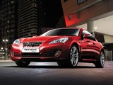Photos of Hyundai Rohens Coupe 2008
