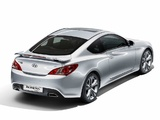 Pictures of Hyundai Rohens Coupe 2008