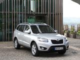 Hyundai Santa Fe (CM) 2009 photos
