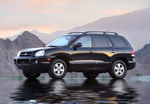 Hyundai Santa Fe Us Spec Sm 2004 06 Pictures 800x600