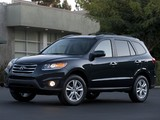 Photos of Hyundai Santa Fe US-spec (CM) 2009