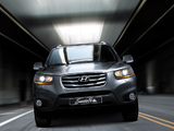 Photos of Hyundai Santa Fe (CM) 2009