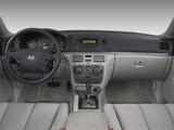 Hyundai Sonata US-spec (NF) 2005–08 images