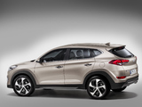 Hyundai Tucson 2015 photos
