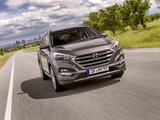 Photos of Hyundai Tucson 2015