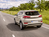 Hyundai Tucson 2015 wallpapers