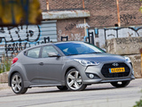 Pictures of Hyundai Veloster Turbo 2012
