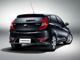 Hyundai Verna Hatchback (RB) 2011 pictures