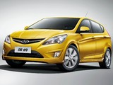 Pictures of Hyundai Verna Hatchback (RB) 2011