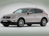Infiniti EX30d GT 2010 wallpapers