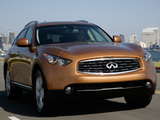 Images of Infiniti FX50S (S51) 2008–11