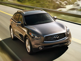 Photos of Infiniti FX50 (S51) 2011–13