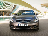 Photos of Infiniti G37 EU-spec (V36) 2010–13