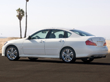 Images of Infiniti M45S (Y50) 2007–10