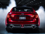 Images of Infiniti Q50 Eau Rouge Concept 2014