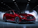 Infiniti Q50 Eau Rouge Concept 2014 wallpapers