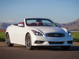 Infiniti Q60 3.7 IPL Convertible (CV36) 2013 photos