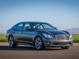 Images of Infiniti Q70 5.6 (Y51) 2013