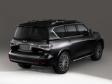 2015 Infiniti QX80 5.6 Limited (Z62) 2014 wallpapers