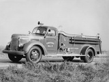 Pictures of International K-Series Firetruck 1949