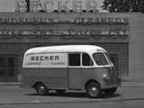 International Metro Delivery Van (KB/KBM-Series) 1941–49 images