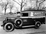 International D-1 Delivery Panel Truck 1931 wallpapers
