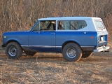International Scout II 1979–80 photos