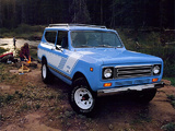 International Scout II Rallye 4x4 1980 photos