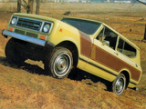 Photos of International Scout II 1979–80