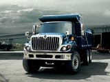 International WorkStar 6x4 Dump Truck 2008 wallpapers