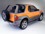 Pictures of Isuzu Amigo VX Concept 1999