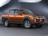 Isuzu Axiom XST Concept 2002 wallpapers