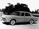 Pictures of Isuzu Bellel (PSD10) 1962–66
