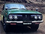 Isuzu Bellett 1800GT (PR95 N) 1971–73 images