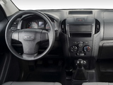 Images of Isuzu D-Max Single Cab 2012