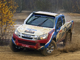 Images of Isuzu D-Max Rally Car 2013