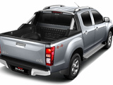 Images of Isuzu D-Max Double Cab 4×4 MY-spec 2016