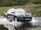 Images of Isuzu D-Max Double Cab UK-spec 2017