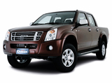 Isuzu D-Max Double Cab 2006–10 photos