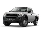 Isuzu D-Max Extended Cab 2006–10 pictures