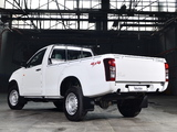 Isuzu D-Max Single Cab 2012 images