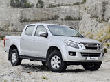 Isuzu D-Max Double Cab 2012 wallpapers