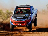 Isuzu D-Max Rally Car 2013 photos