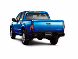 Photos of Isuzu D-Max Double Cab 2006–10